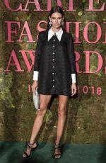BIANCA BALTI at Green Carpet Fashion Awards in Milan 09/23/2018