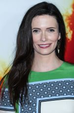 BITSIE TULLOCH at Fahrenheit 119 Premiere in Los Angeles 09/19/2018