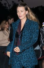 BLAKE LIVELY Leaves Hotel Plaza Athenee in Paris 09/18/2018