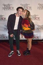 BREC BASSINGER at Dark Harbor Media & VIP Night in Long Beach 09/28/2018