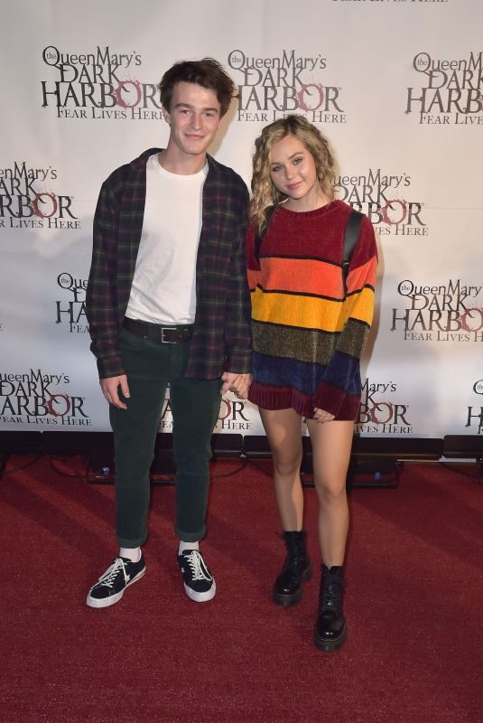 BREC BASSINGER at Dark Harbor Media & VIP Night in Long Beach 09/28/2018