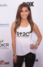BRENDA SONG at Stand Up to Cancer Live in Los Angeles 09/07/2018