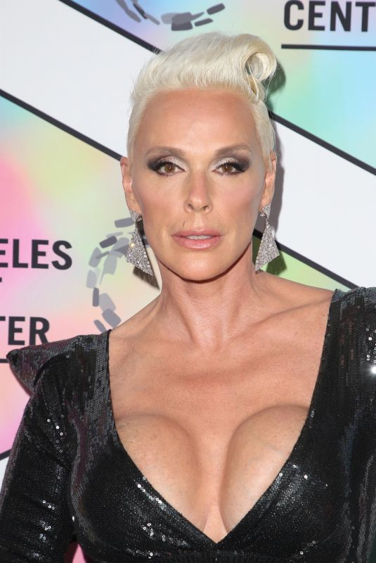 BRIGITTE NIELSEN at LA LGBT Center's 49th Anniversary Gala Vanguard Awards in Beverly Hills 09/22/2018