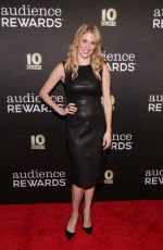 CAISSIE LEVY at Audience Rewards 10th Anniversary in New York 09/24/2018