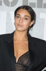 CAMELIA JORDANA at Diesel Only the Brave Street Launch Party in Paris 09/06/2018