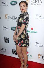 CAMILLA LUDDINGTON at Bafta LA + BBC America TV Tea Party in Beverly Hills 09/15/2018