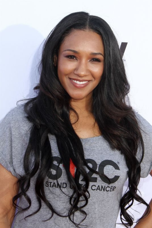 CANDICE PATTON at Stand Up to Cancer Live in Los Angeles 09/07/2018