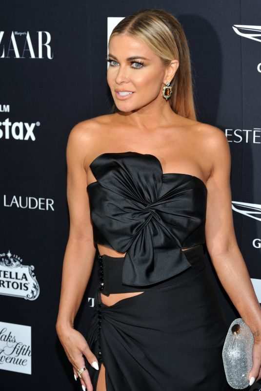 CARMEN ELECTRA at Harper's Bazaar Icons by Carine Roitfeld Event in New York 09/07/2018