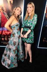 CAROLINE WILLIAMS at Bad Times at the El Royale Premiere in Los Angeles 09/22/2018