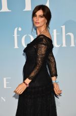 CATRINEL MENGHIA at Gala for the Global Ocean in Monte Carlo 09/26/2018
