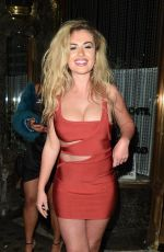 CHLOE AYLING at Mr Chow in London 09/12/2018