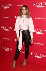 CHLOE PAIGE at Adwoa Aboah x Revlon Party in London 09/18/2018
