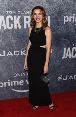CHRISTY CARLSON ROMANO at Jack Ryan Premiere in Los Angeles 08/31/2018