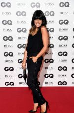 CLAUDIA WINKLEMAN at GQ Men of the Year Awards 2018 in London 09/05/2018