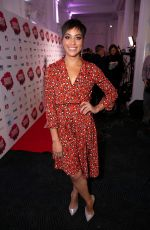 CUSH JUMBO at Stage Debut Awards 2018 Arrivals in London 09/23/2018