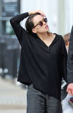 DAISY RIDLEY Out and About in Primrose Hill 09/15/2018