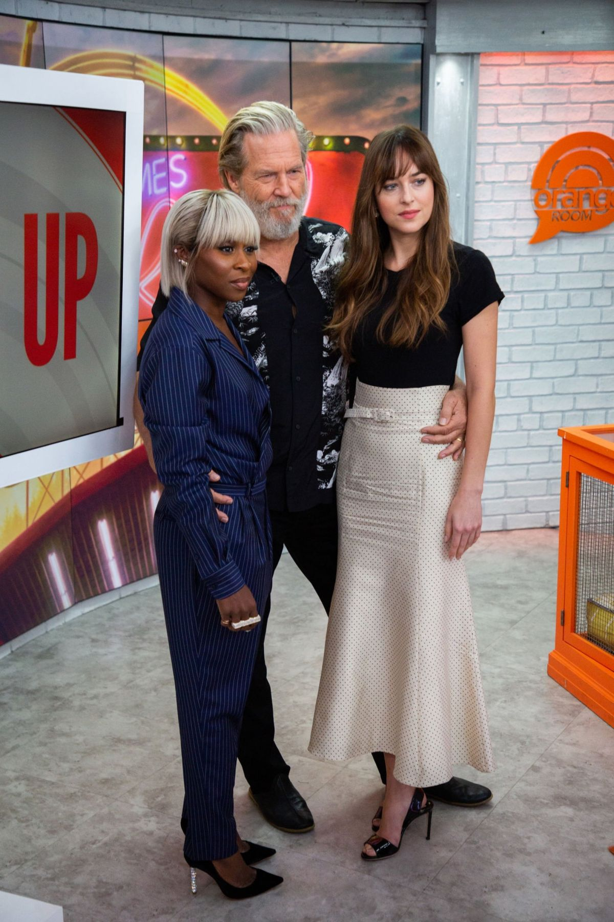 Dakota johnson today show in new york city naked (89 photo), Sideboobs Celebrity pics