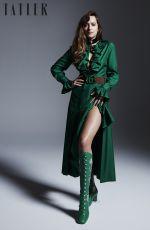 DAKOTA JOHNSON for Tatler Magazine, UK October 2018