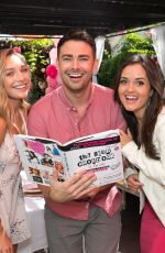 DANICA MCKELLAR at Burn Cook Book Boozy Brunch Launch in Los Angeles 09/26/2018