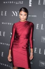 DANIELA BRAGA at E!, Elle and IMG Party in New York 09/05/2018