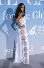 DANIELA COSIO at Gala for the Global Ocean in Monte Carlo 09/26/2018