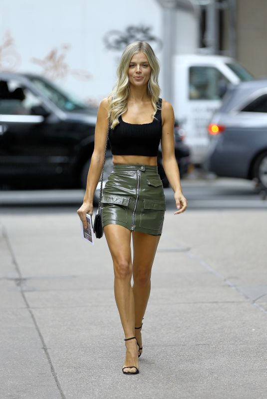DANIELLE KNUDSON at Casting Call for Victoria