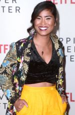 DANIELLE LYN at Nappily Ever After Special Screening in Los Angeles 09/20/2018