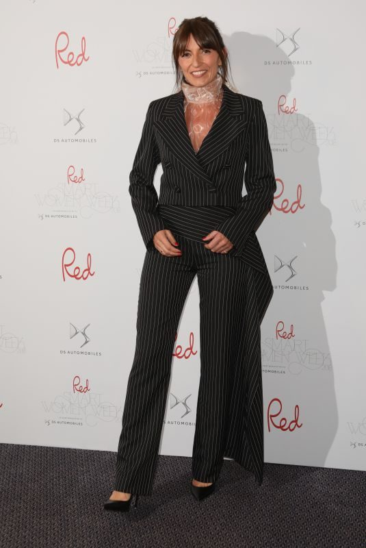 DAVINA MCCALL at Red Magazine's 20th Birthday Party in London 09/18/2018
