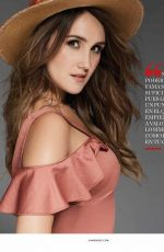 DULCE MARIA in Vanidades Mexico, September 2018