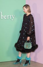 EDIE CAMPBLL at Bulberry Launch Event in Seoul 09/06/2018