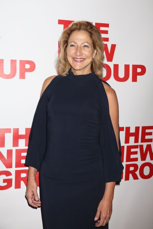 EDIE FALCO at The New Group's the True Opening Night Party in New York 09/20/2018