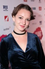 ELEANOR KANE at Stage Debut Awards 2018 Arrivals in London 09/23/2018