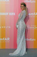 ELENA MORALI at Amfar Gala in Milan 09/22/2018
