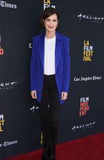 ELIZABETH MCGOVERN at The Chaperone Premiere at LA Film Festival 09/23/2018
