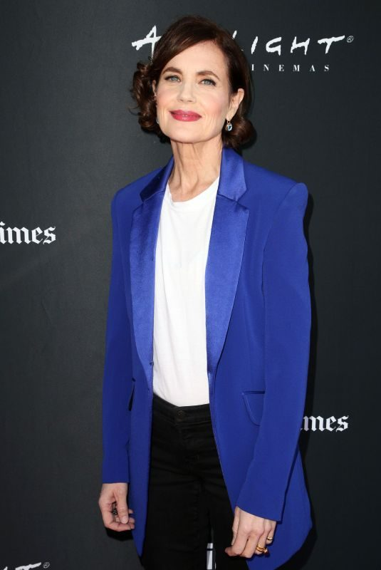 ELIZABETH MCGOVERN at The Chaperone Premiere at LA Film Festival 09/23/2018