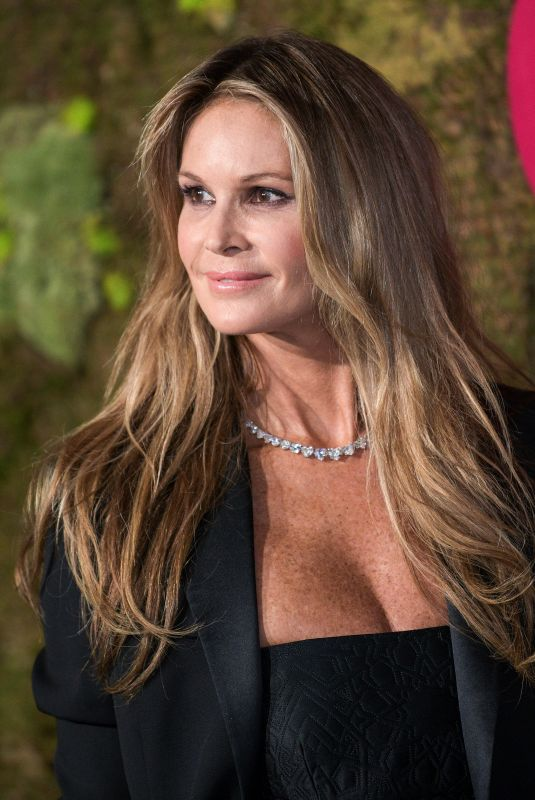 ELLE MACPHERSON at Green Carpet Fashion Awards in Milan 09/23/2018
