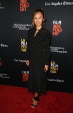 ELLEN WONG at All About Nina Premiere at LA Film Festival 09/23/2018