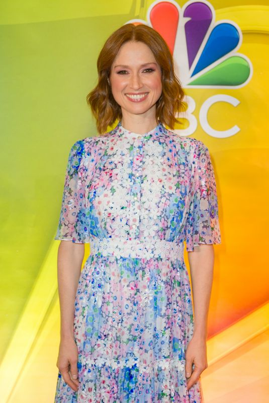 ELLIE KEMPER at NBC Fall Junket in New York 09/06/2018