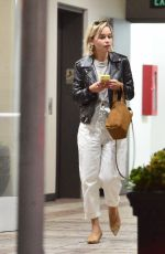 EMILIA CLARKE Out for Dinner in Los Angeles 09/06/2018