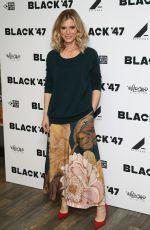 EMILIA FOX at Black