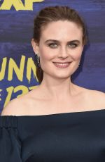 EMILY DESCHANEL at Its Always Sunny in Philadelphia Season 13 Premiere in Los Angeles 04/09/2018