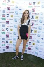 EMILY HARTRIDGE at Pup Aid Puppy Farm Awareness Day 2018 in London 09/01/2018