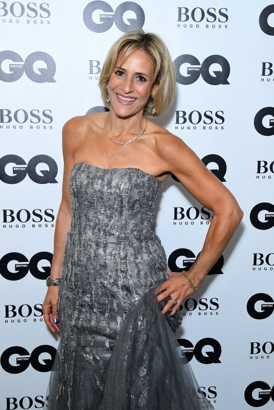 EMILY MAITLIS at GQ Men of the Year 2018 Awards in London 09/05/2018