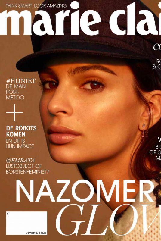 EMILY RATAJKOWSKI in Marie Claire Magazine, Netherlands October 2018