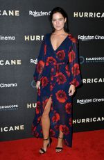 EMILY WYATT at Hurricane Premiere in London 09/04/2018