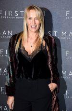 ESTELLE LEFEBURE at First Man Premiere in Paris 09/25/2018