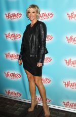 FAYE TOZER at Heathers: The Musical Press Night in London 09/14/2018