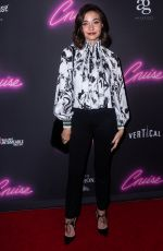 FEDERICA GARCIA at Cruise Premiere in Los Angeles 09/26/2018