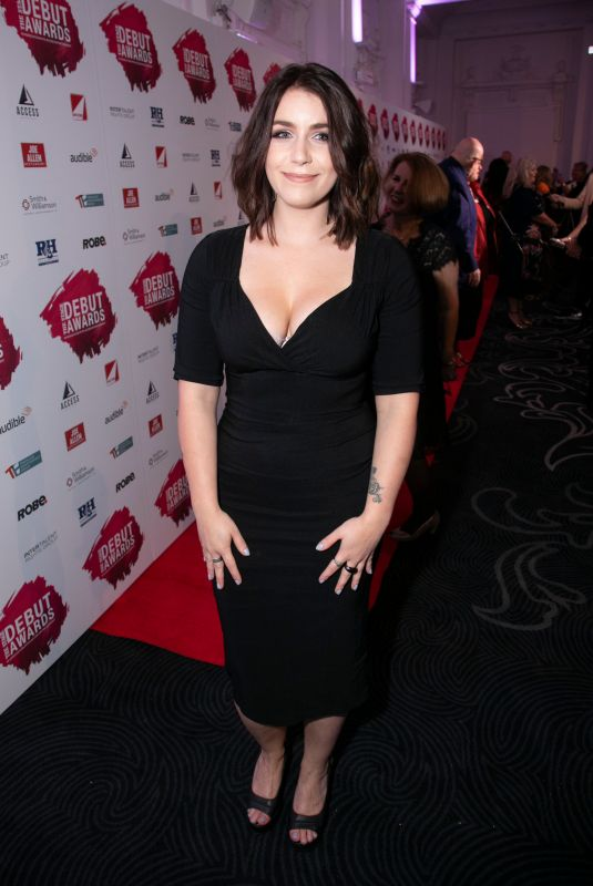 FIN REDSHAW at Stage Debut Awards 2018 Arrivals in London 09/23/2018