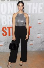 FIONA ZANETTI at Diesel Fragrance Only the Brave Street Launch Party in Paris 09/06/2018